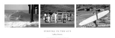 Surfing in the 60's by Leroy Grannis