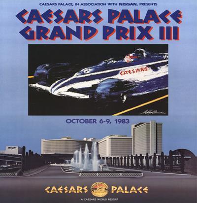 Caesars Palace Grand Prix III