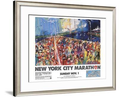 New York City Marathon 1987