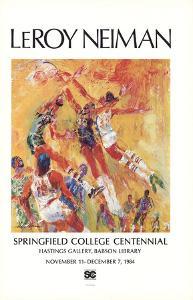 Springfield College Centennial by LeRoy Neiman