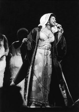 Aretha Franklin - 1972