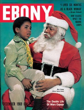 Ebony December 1969