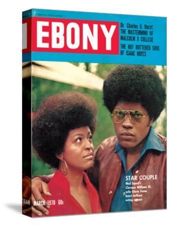 Ebony March 1970