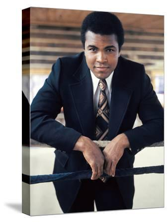 Muhammad Ali, Training Camp, July 1974