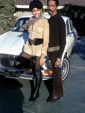 Tina and Ike Turner - 1971