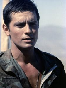 Les Centurions LOST COMMAND by MARK ROBSON with Alain Delon e, 1966 (photo)