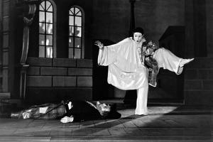 LES ENFANTS DU PARADIS directed by MarcelCarne with Jean-Louis Barrault, 1944 (b/w photo)