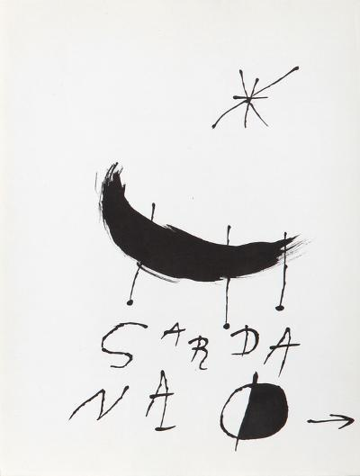 Les Essencies de la Tierra 4-Joan Mir?-Collectable Print
