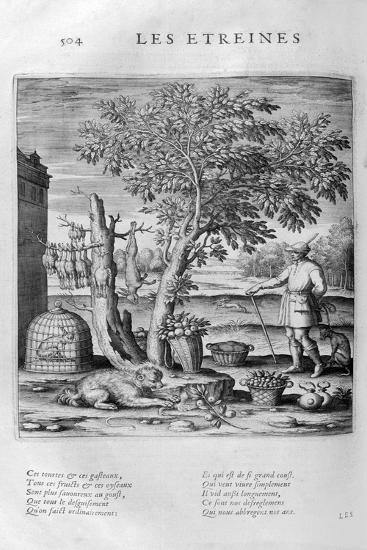 Les Etreines, 1615-Leonard Gaultier-Giclee Print