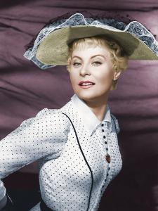 LES GRANDES MANOEUVRES, 1955 directed by RENE CLAIR Michele Morgan (photo)