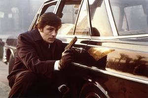 Les grands fusils Big Guns by Duccio Tessari with Alain Delon, 1973 (photo)