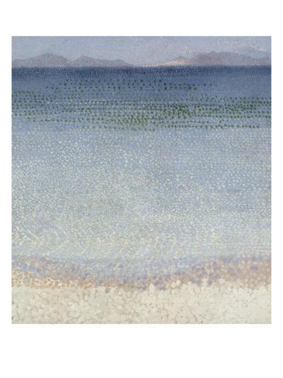 Les îles d'Or, îles d'Hyères (Var)-Henri Edmond Cross-Giclee Print