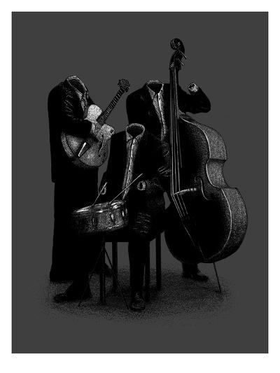 Les Invisibles-Florent Bodart-Art Print