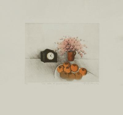 Les Kakis De Quatre Heures-Annapia Antonini-Limited Edition