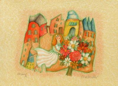 Les mari?s III-Francoise Deberdt-Limited Edition