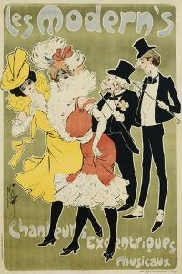 Les Modern's Poster