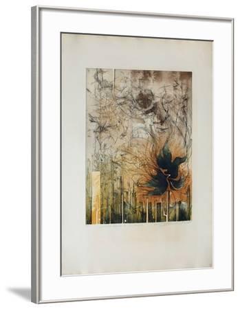 Les Oiseaux De La Tempête--Framed Limited Edition