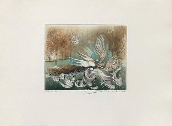 Les oiseaux--Limited Edition