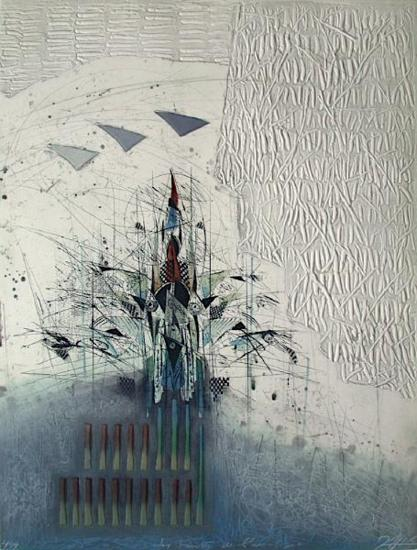 Les Pentes De L'Analogie-Georges Dussau-Limited Edition