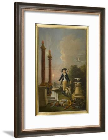 Les plaisirs du franc-maçon--Framed Giclee Print