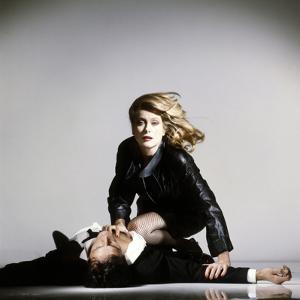 Les predateurs HUNGER by Tony Scott with Catherine Deneuve, 1983 (photo)
