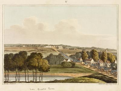 Les Quatre Bras-C. C. Hamilton-Giclee Print