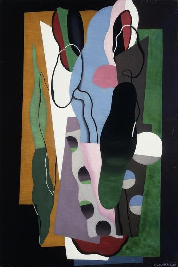 Les Tulipes, 1928-Georges Valmier-Giclee Print
