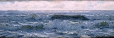 Les Vagues, C.1884-Alexander Harrison-Giclee Print