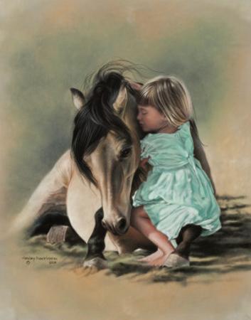 Childhood Magic by Lesley Harrison