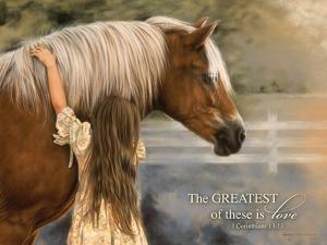 The Greatest by Lesley Harrison