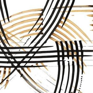 Abstract Curves by Leslie Bernsen