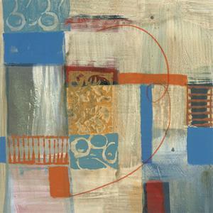 Blue Radiance I by Leslie Bernsen