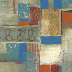 Blue Radiance II by Leslie Bernsen