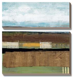 Grazing Range II by Leslie Bernsen