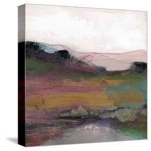 Pink Hills by Leslie Bernsen