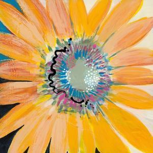 Sunshine Flower IV by Leslie Bernsen