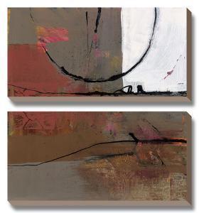 White Resonance I by Leslie Bernsen