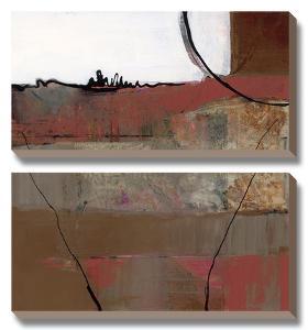 White Resonance II by Leslie Bernsen