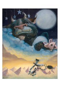 Sleep Monster by Leslie Ditto