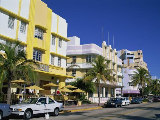 Leslie Hotel Ocean Drive Art Deco District South Beach Miami