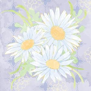 Daisy Patch Serenity II by Leslie Mark