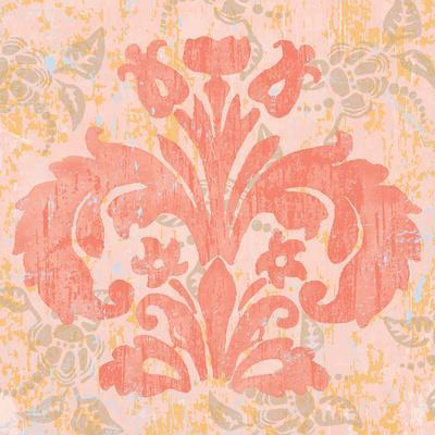 Damask Stamp II
