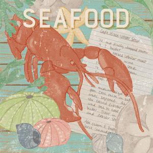Fresh Seafood II by Leslie Mark