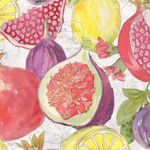 Fruit Medley I by Leslie Mark