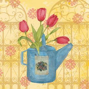 Garden Gift I by Leslie Mark