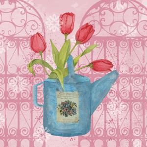 Garden Gift III by Leslie Mark