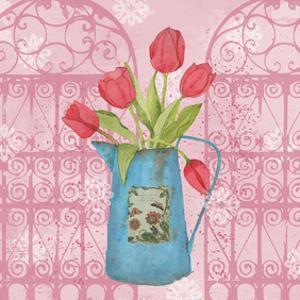 Garden Gift IV by Leslie Mark