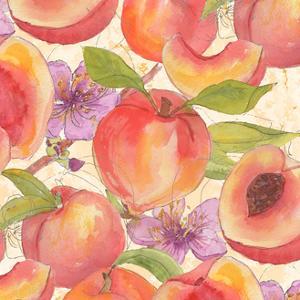 Peach Medley I by Leslie Mark