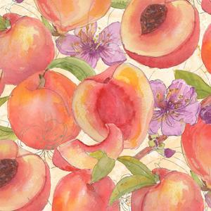 Peach Medley II by Leslie Mark