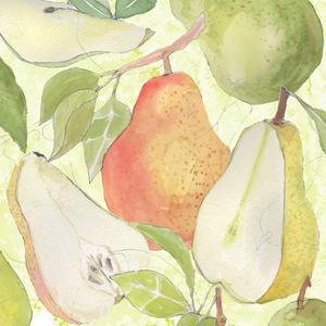 Pear Medley I by Leslie Mark